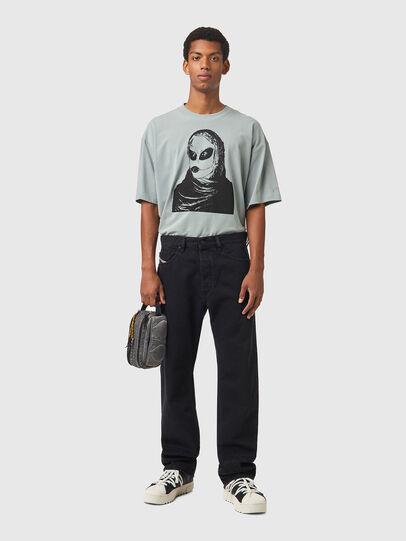Diesel - D-Macs 009RL, Black/Dark grey - Jeans - Image 5