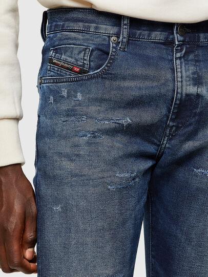 Diesel - D-Strukt JoggJeans® 069SL, Dark Blue - Jeans - Image 3