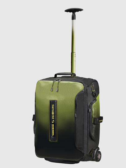 Diesel - KA2*69008 - PARADIVE, Black/Yellow - Duffles with wheels - Image 1