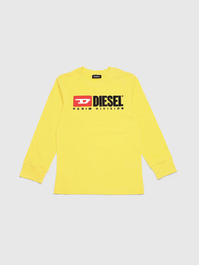 Diesel - TJUSTDIVISION ML,  - T-shirts and Tops - Image 1