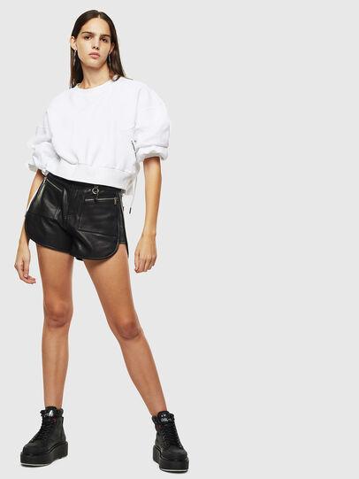 Diesel - F-MONDY, White - Sweaters - Image 6