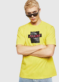 T-JUST-Y18, Yellow