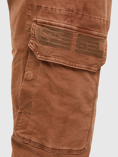 Diesel - D-Krett JoggJeans® 069RJ, Light Brown - Jeans - Image 5