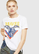 T-SILY-WP, White - T-Shirts
