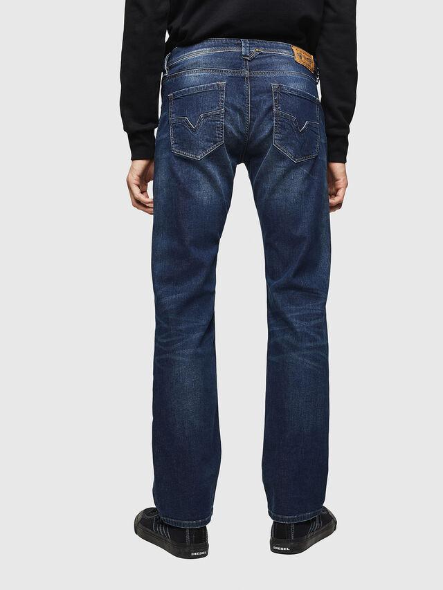 Diesel - Larkee 0853R, Dark Blue - Jeans - Image 2