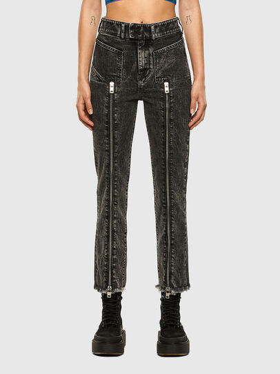 Diesel - D-Earlie 009DN, Black/Dark grey - Jeans - Image 1