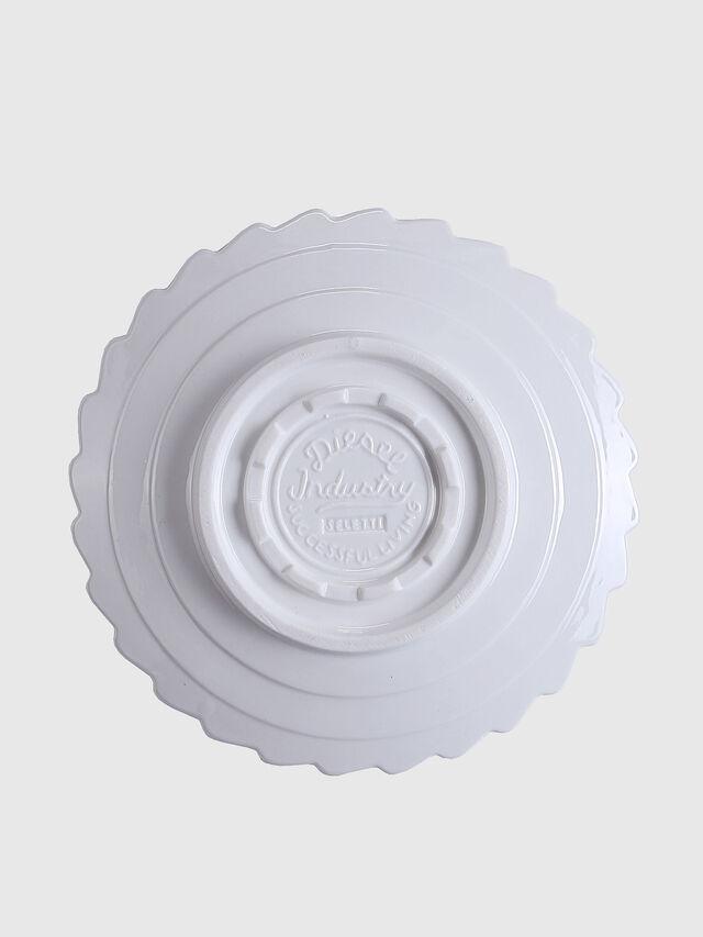 Living 10985 MACHINE COLLEC, White - Plates - Image 2