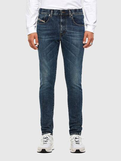 Diesel - D-Strukt 009AR, Medium blue - Jeans - Image 1