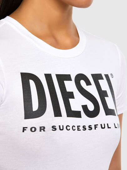 Diesel - UFBY-BODYTEE, White - Bodysuits - Image 3