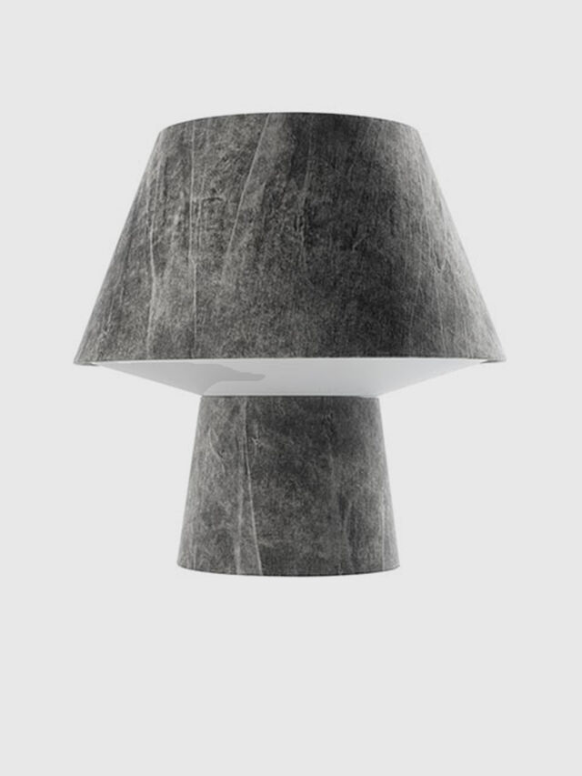 Diesel - SOFT POWER GRANDE, Black - Table Lighting - Image 1