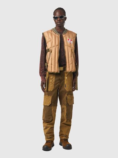 Diesel - J-HAWLEY, Light Brown - Jackets - Image 5