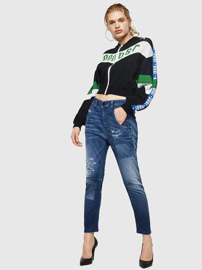 Diesel - Fayza JoggJeans 069HB, Medium blue - Jeans - Image 7
