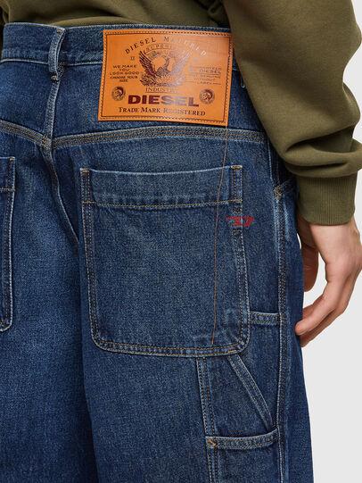 Diesel - D-Franky 009NE, Dark Blue - Jeans - Image 4