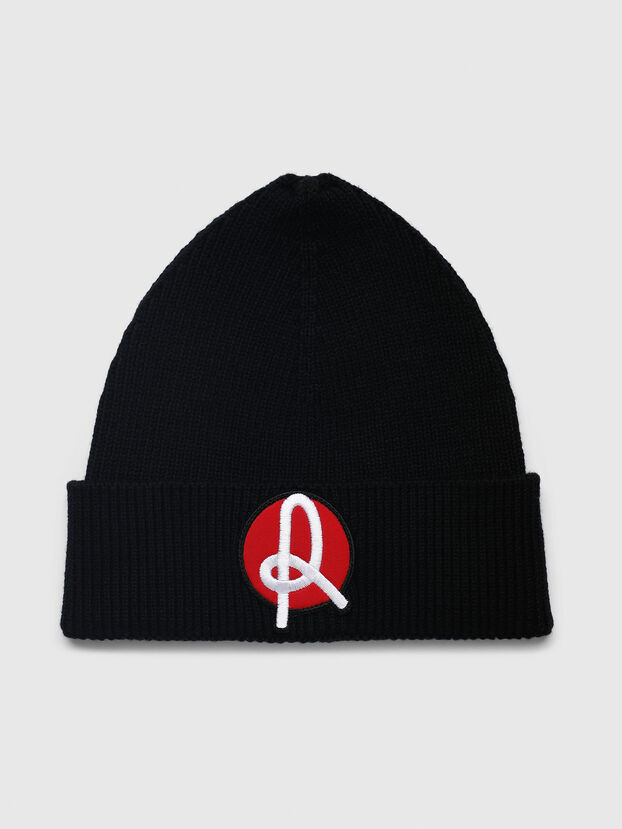 LR-BEANY, Black - Knit caps