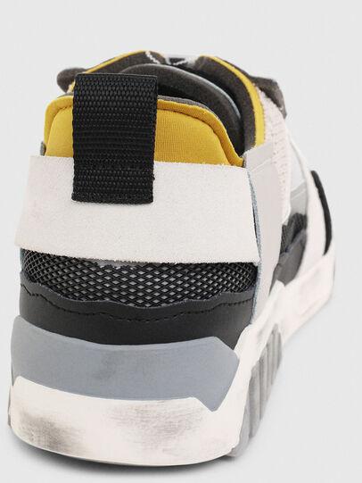 Diesel - S-RUA LOW DEC, White - Sneakers - Image 7