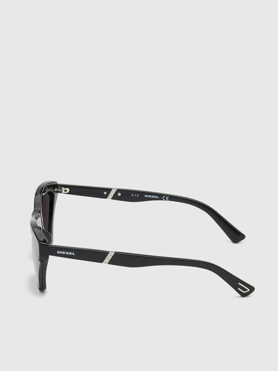 Diesel - DL0335, Black - Sunglasses - Image 3