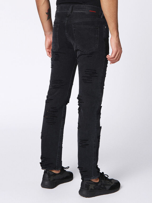 BUSTER 084PQ, Black Jeans