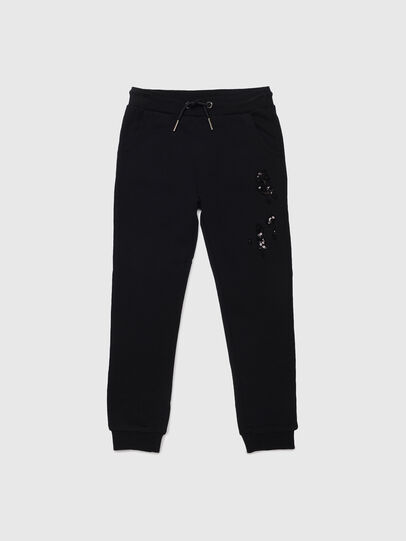 Diesel - PLAMP, Black - Pants - Image 1
