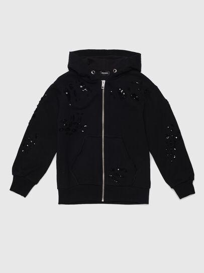 Diesel - SRANIA, Black - Sweaters - Image 1
