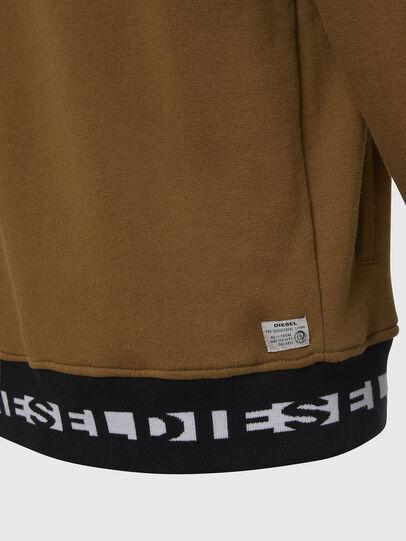 Diesel - UMLT-BRANDON, Light Brown - Sweaters - Image 4