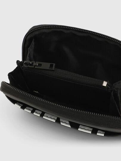 Diesel - LARIO, Black - Zip-Round Wallets - Image 3