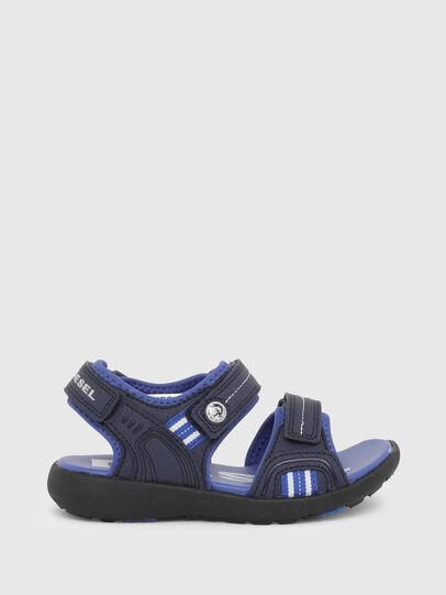 Diesel - S-ANDAL CH, Blue - Footwear - Image 1