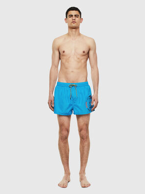 BMBX-SANDY 2.017, Azure - Swim shorts
