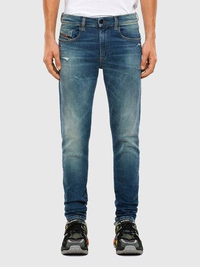 Diesel - D-Strukt 009IT, Medium blue - Jeans - Image 1