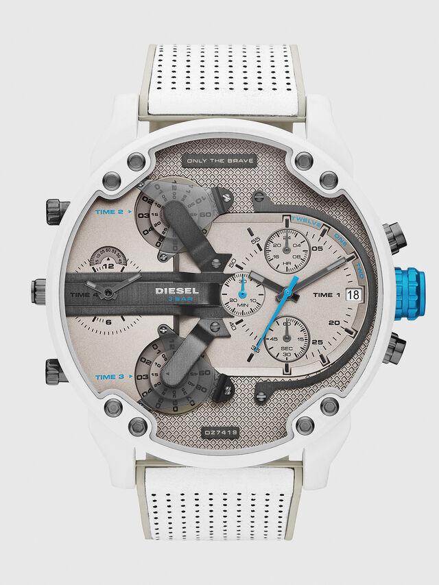 Diesel - DZ7419, White/Blue - Timeframes - Image 1