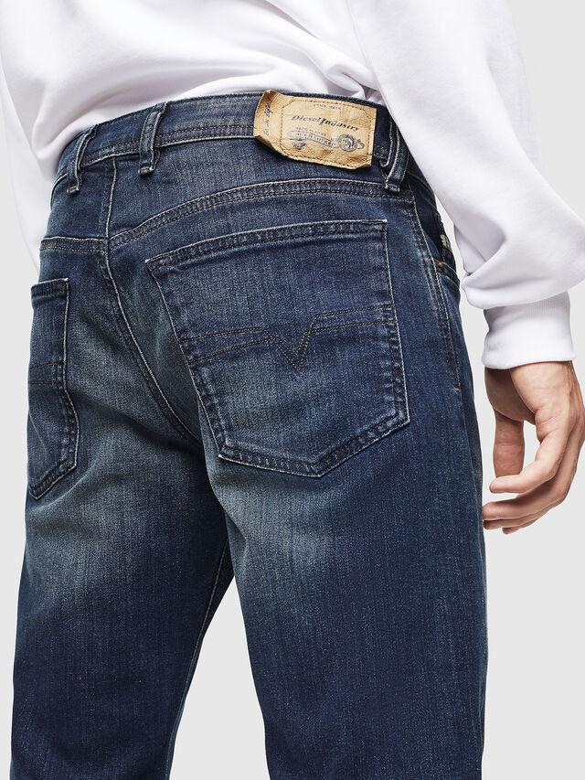 Diesel Waykee 0814W, Dark Blue - Jeans - Image 4