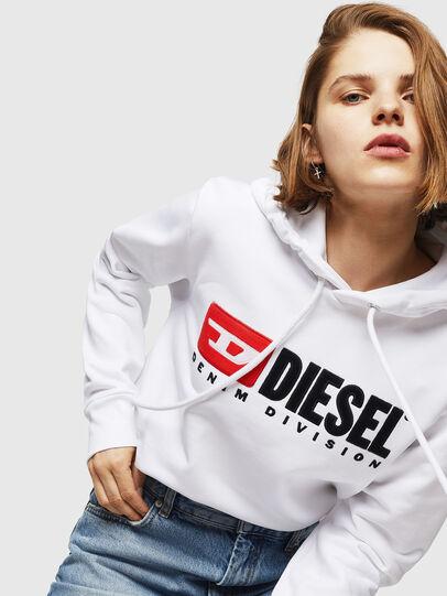 Diesel - F-GIR-HOOD-DIVISION-,  - Sweaters - Image 3