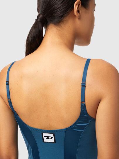 Diesel - UFBY-BODY-SAT, Blue - Bodysuits - Image 3