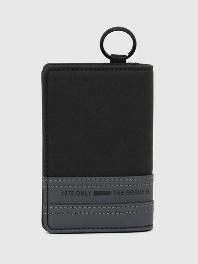 Diesel - DUKEZ LOOP, Black/Blue - Card cases - Image 2