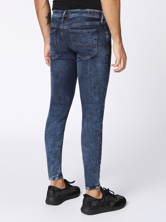 STICKKER 0687M, Blue Jeans