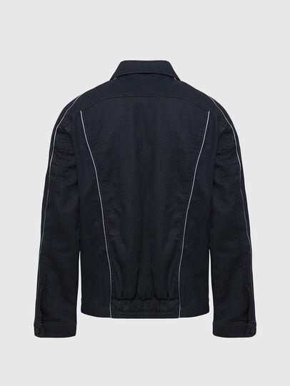 Diesel - D-BRAVY-SP JOGGJEANS, Black - Denim Jackets - Image 2