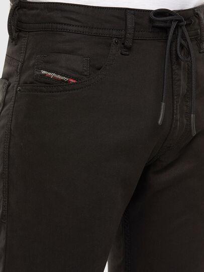 Diesel - Thommer JoggJeans® 069NC, Black/Dark grey - Jeans - Image 4