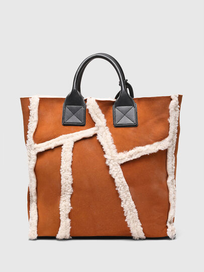 Diesel - DHALIA L, Light Brown - Shopping and Shoulder Bags - Image 2