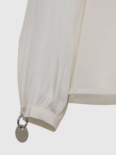 Diesel - C-DUANE-A, White - Shirts - Image 3