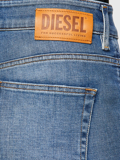 Diesel - D-Earlie 009HG, Light Blue - Jeans - Image 4