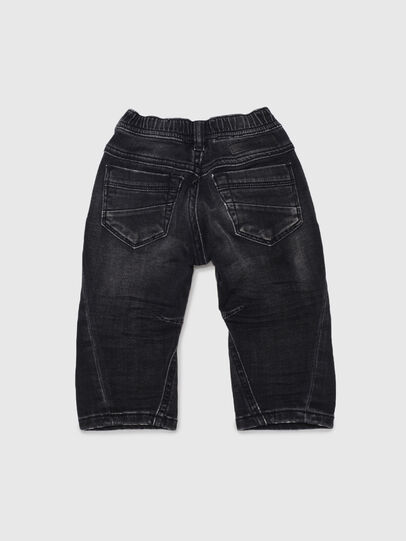 Diesel - FAYZA JOGGJEANS B-N, Black/Dark grey - Jeans - Image 2