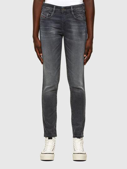 Diesel - D-Ollies JoggJeans 069QA, Black/Dark grey - Jeans - Image 1