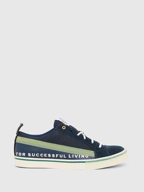 S-DVELOWS LOW, Multicolor/Blue - Sneakers