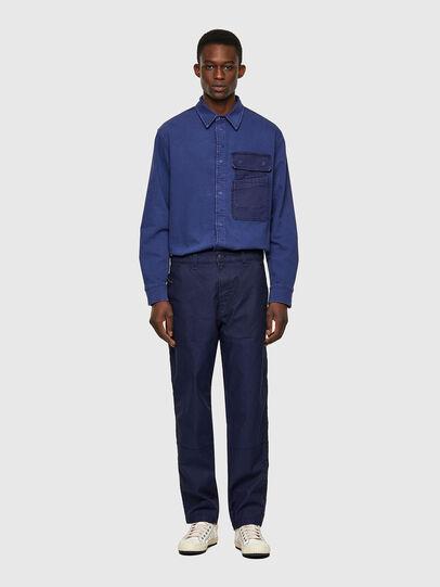 Diesel - D-Azerr JoggJeans® 069WI, Medium blue - Jeans - Image 5
