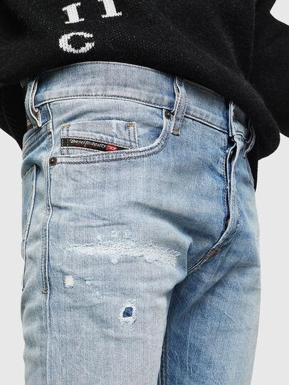 Diesel - Tepphar 0095V, Light Blue - Jeans - Image 3