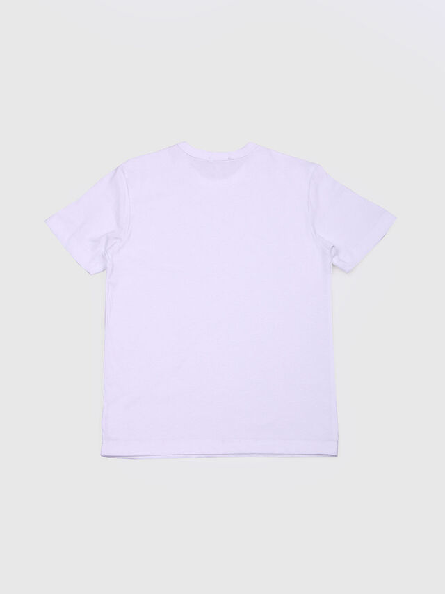 Diesel - TOCLE, White - T-shirts and Tops - Image 2