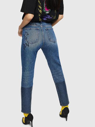 Diesel - D-Eiselle 0078T, Light Blue - Jeans - Image 2