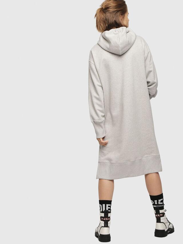 Diesel - D-ILSE-C, Light Grey - Dresses - Image 2