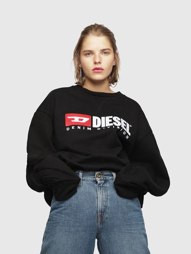 Diesel - F-ARAP, Black - Sweaters - Image 4