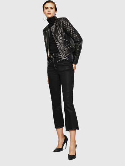 Diesel - LIVIA,  - Leather jackets - Image 6