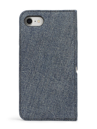 Diesel - DENIM IPHONE 8/7 FOLIO,  - Flip covers - Image 4
